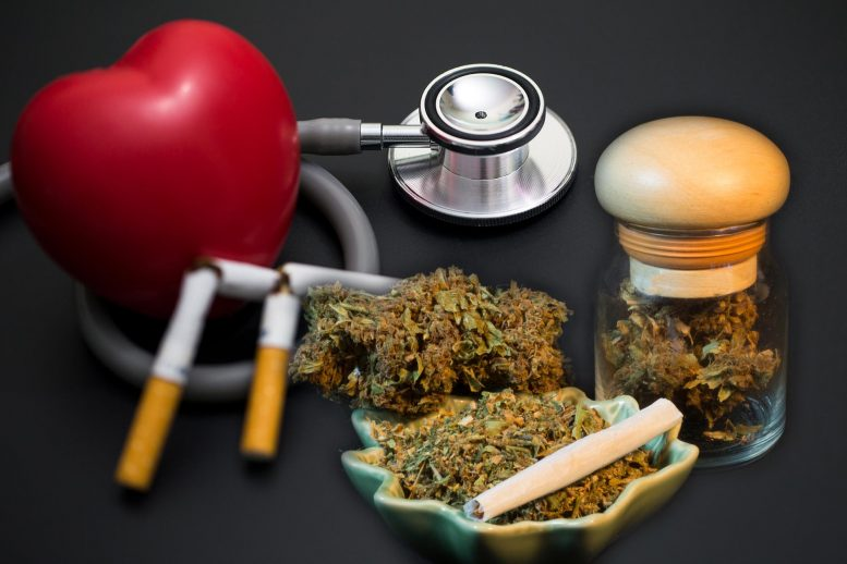Marijuana use may be linked to increased risk of heart disease