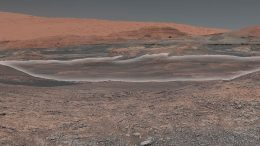Mars Curiosity Celebrates Its 2000th Day on Mars