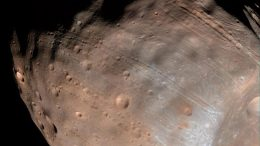 Mars Moon Got Its Grooves from Rolling Stones
