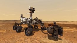 Mars Perseverance Rover Sample Collection