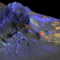 Mars Reconnaissance Orbiter Detects Impact Glass on Surface of Mars