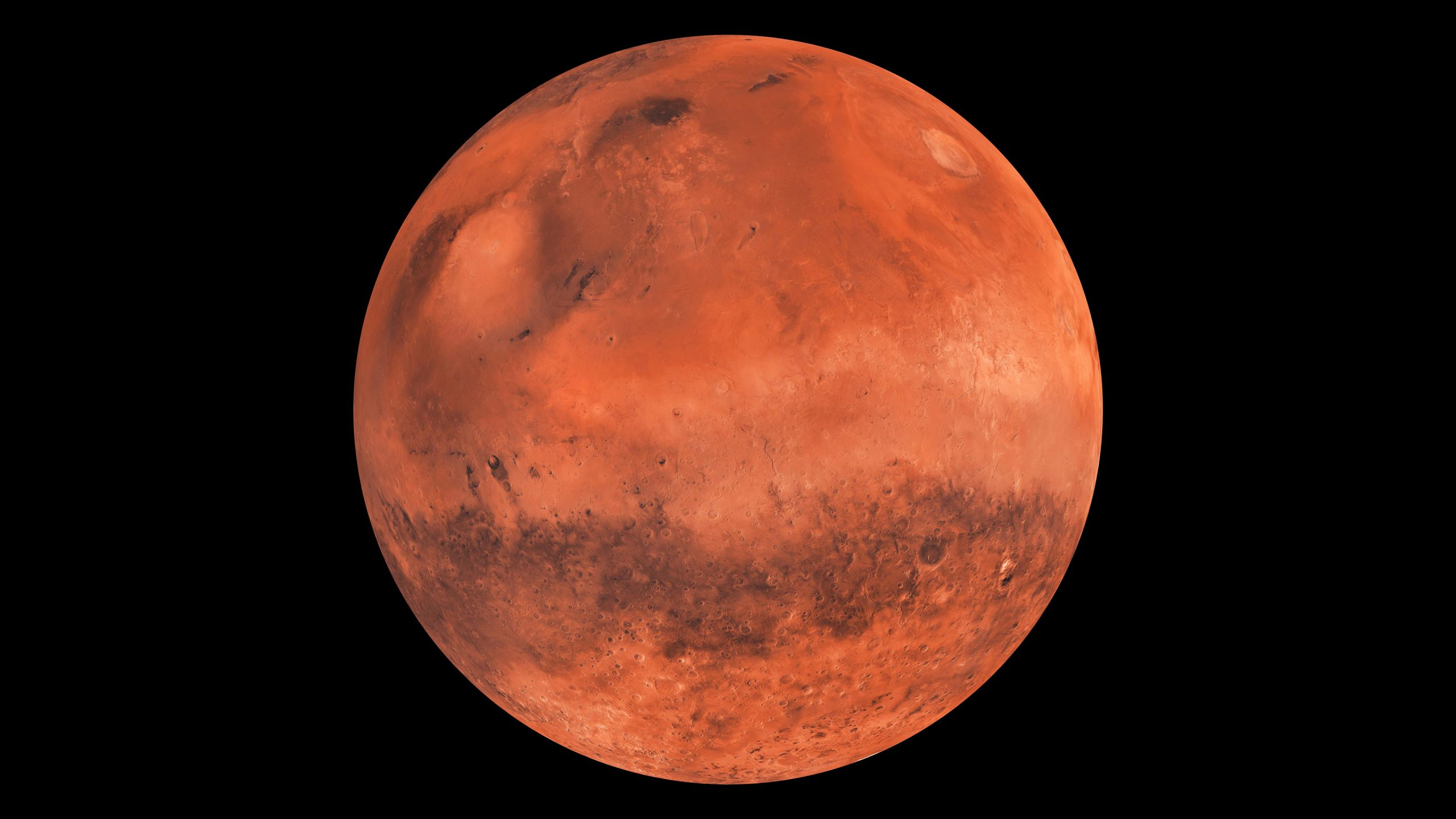 New Clues About Potential Life on Mars Revealed by Ancient ...