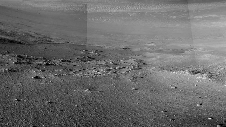 Mars Rover Opportunity Keeps Finding Surprises