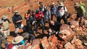 Mars Scientists Pilbara North West Australia