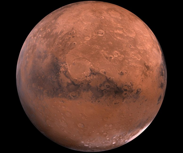 Mars The Red Planet