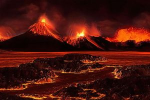 Mass Extinction in Geological 'Instant'