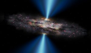Massive Black Hole Outgrows Its Galaxy