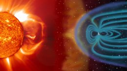 Material Ejected From Sun Earth's Magnetosphere