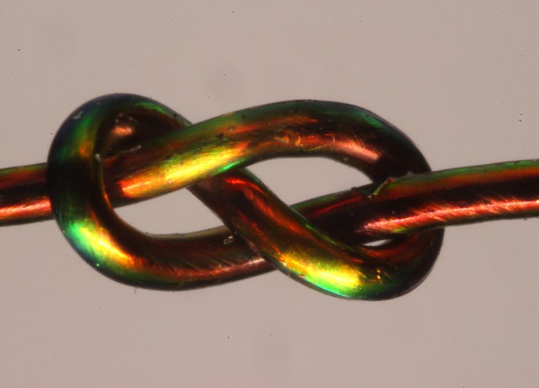 Mathematical Model Knot Stability