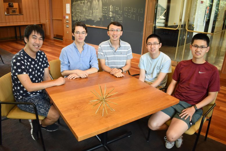 Mathematicians Solve Old Geometry Problem