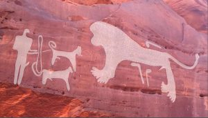 Max Planck Scientists Discover the Oldest Images of Dogs on Leashes to Date