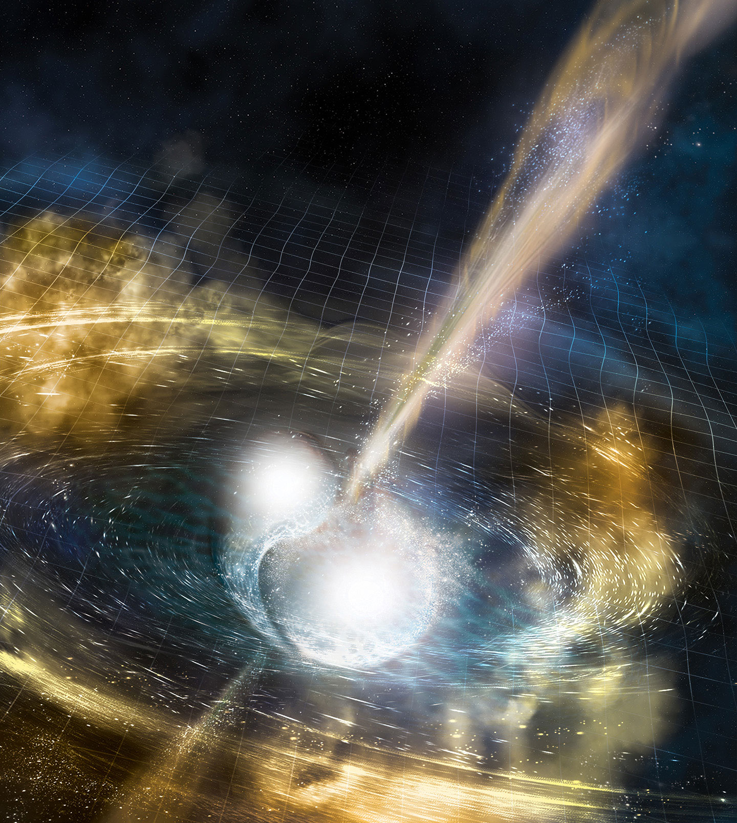 measuring the age of the universe with gravitational waves