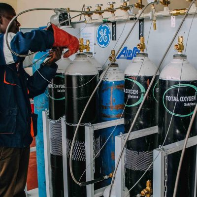 Medical Oxygen Developing Countries