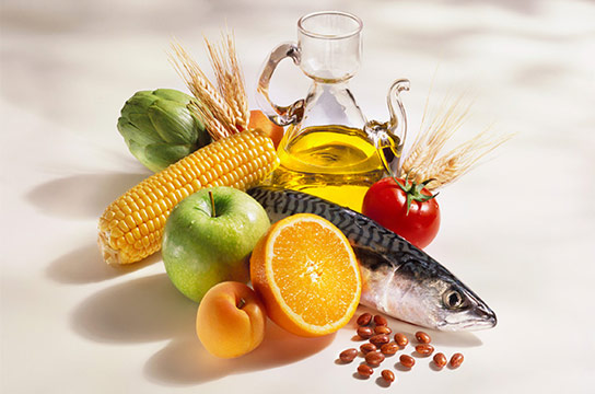Mediterranean Diet has Impact on Aging