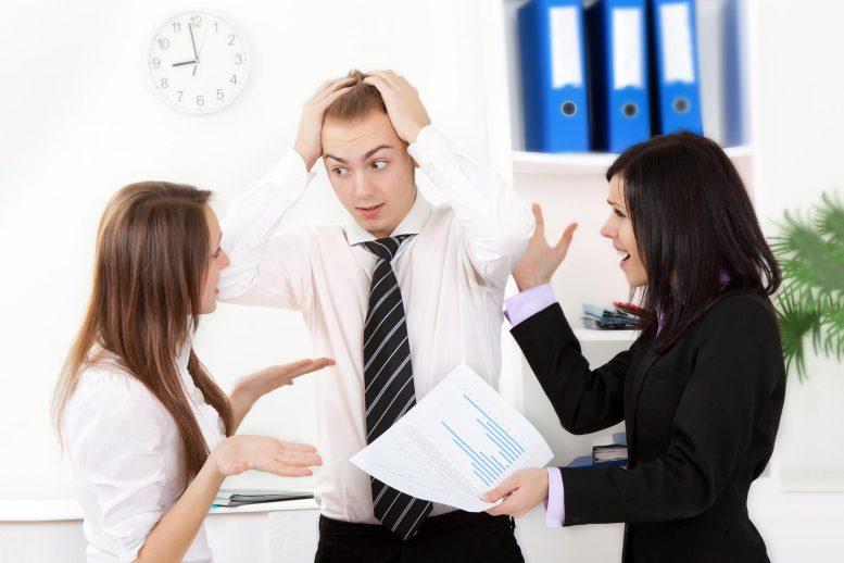 Men Women Likeable Office