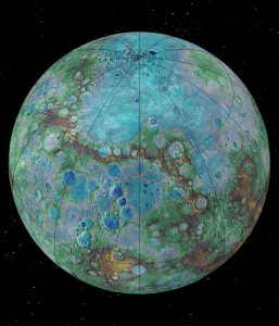 Mercury is Active After All