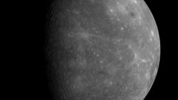 Mercury's Movements Gives Scientists a Better Understanding of the Planet