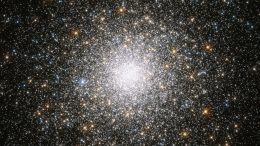 Messier 75 Hubble Image