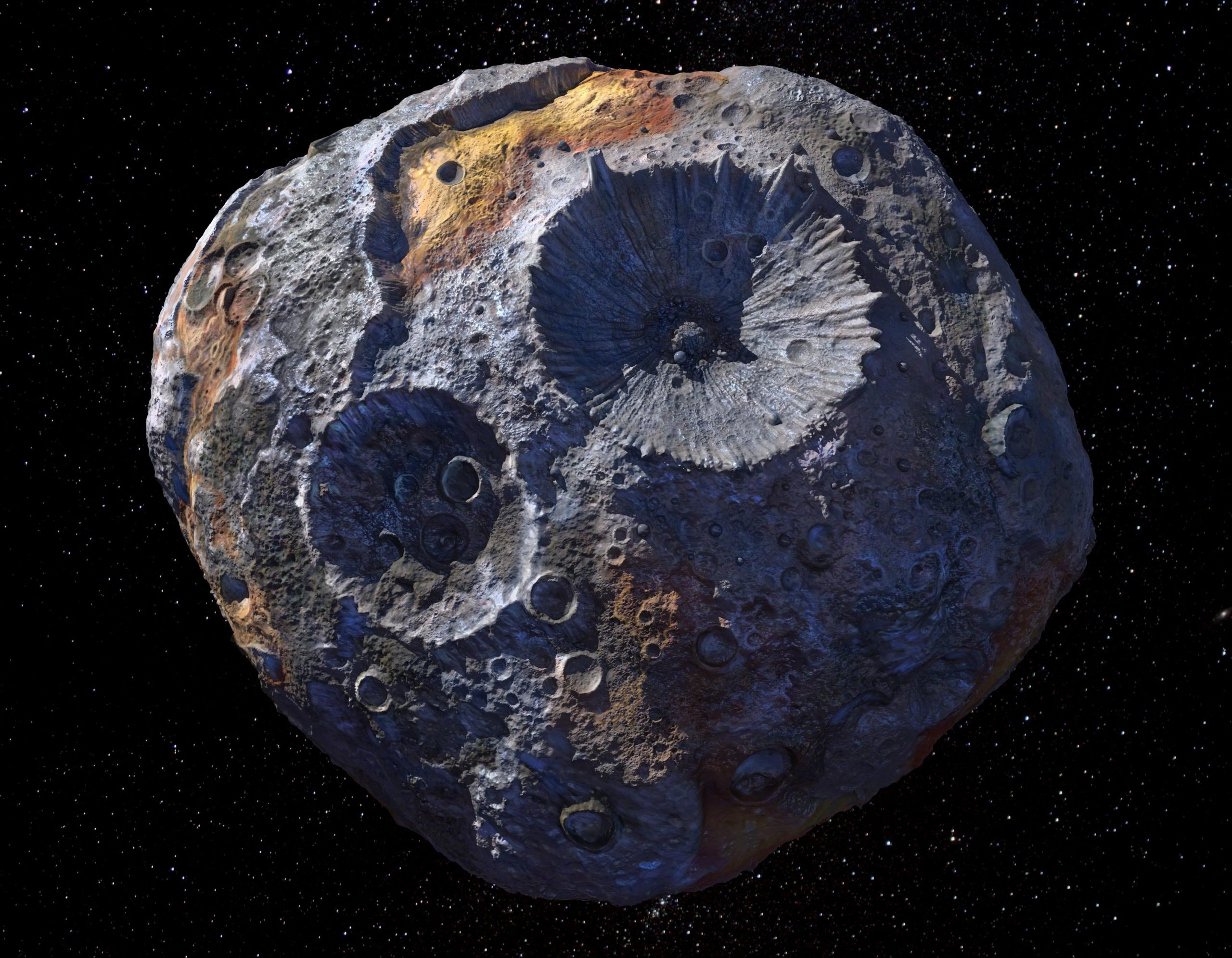 Design Complete for NASA's Psyche – Spacecraft to Explore a Metal-Rich Asteroid - SciTechDaily