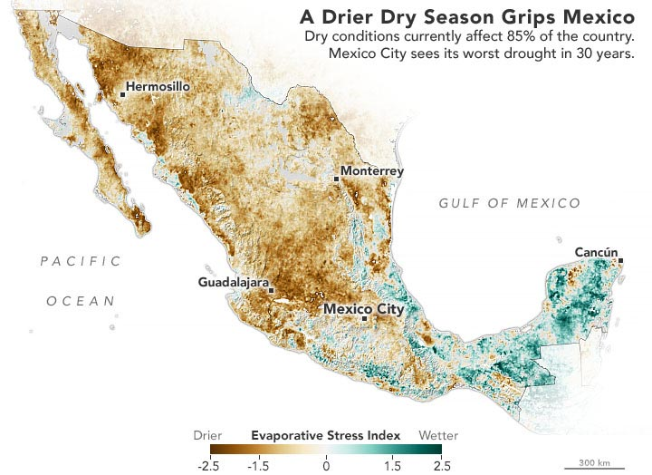 Mexico Dry Season 2021 Annotated
