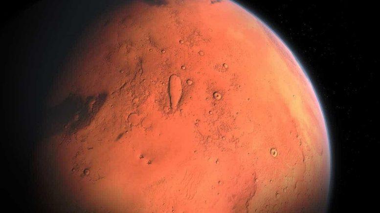 Microorganisms on Mars