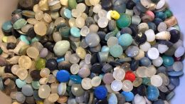 Microplastic Pellets from the Great Lakes Study