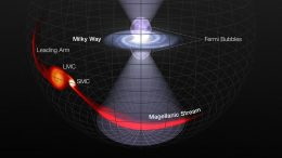 Milky Way Black Hole UV Radiation