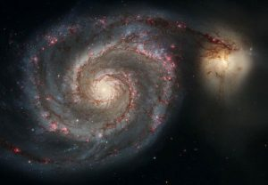 Milky Way Heading For Catastrophic Collision