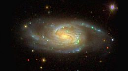 Milky Way Not as Typical as Previously Thought
