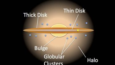 Milky Way Thin and Thick Discs
