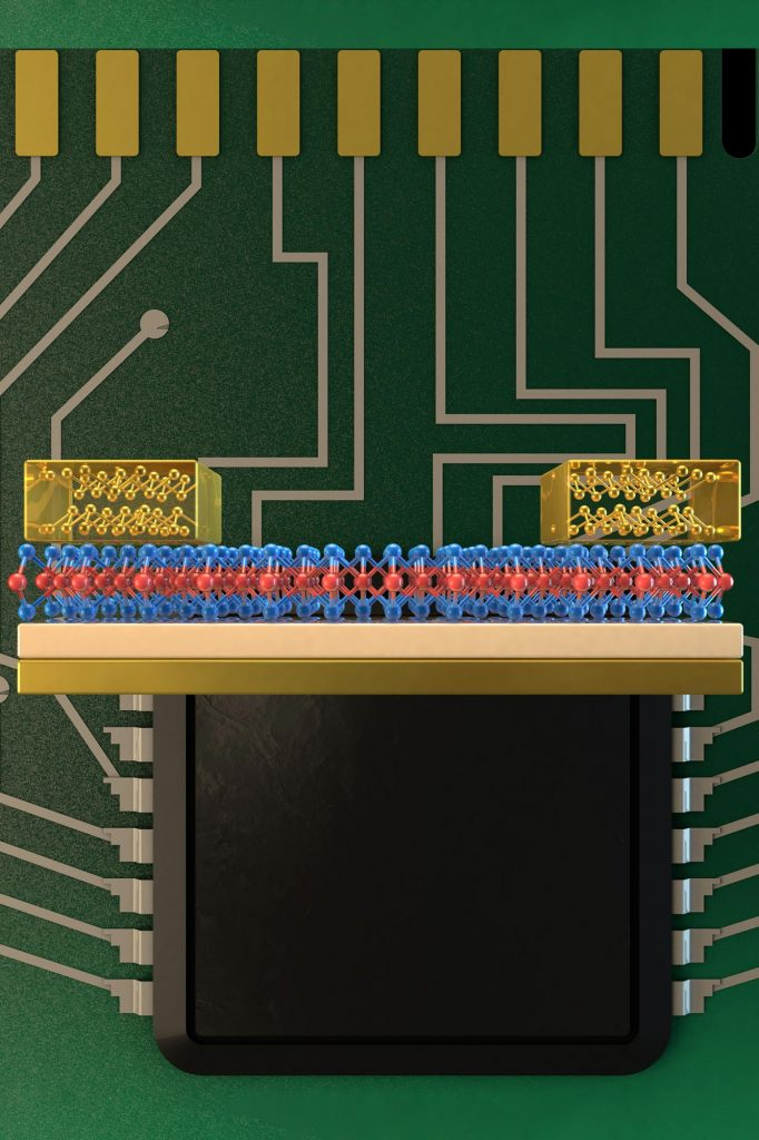 Miniature transistors with exceptional performance
