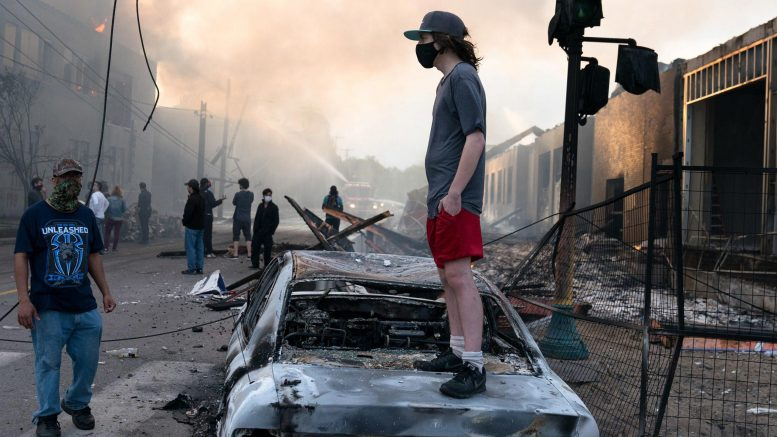 Minneapolis, Minnesota 2020 Riots