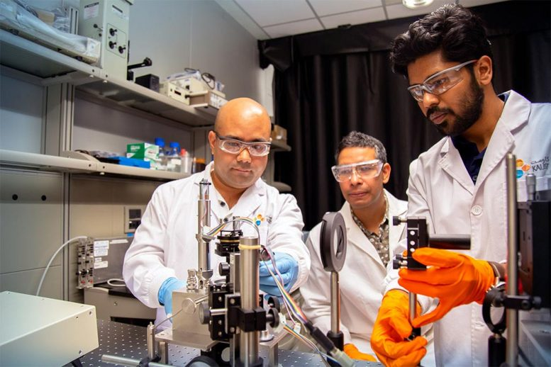 Mishra Research Group