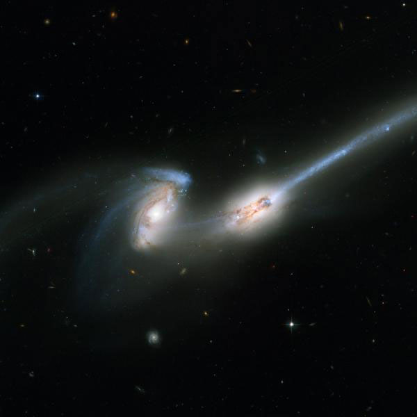 Missing Galactic Mergers Come To Light