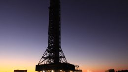 Mobile Launcher Tests Confirm Designs