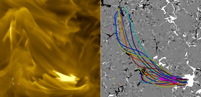 Modeling Campfire Magnetic Fields Before