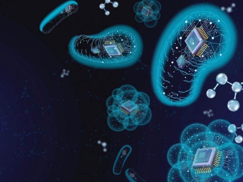 Molecular Machinery Inside Microbes As Technology