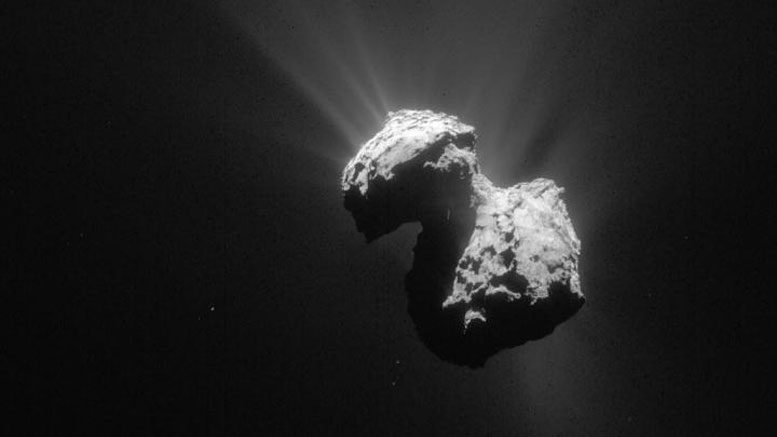Molecular Oxygen Around Comet 67P