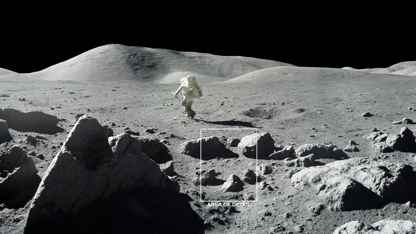 NASA Says Chilly Shadows on the Lunar Floor Can Clarify Moon Water Thriller