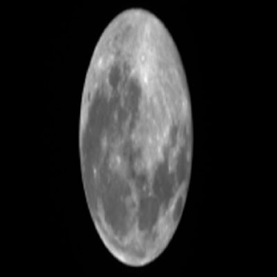 Moon Seen by Proba-V