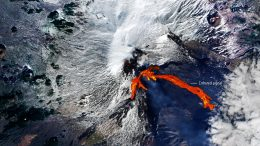 Mount Etna Erupts February 2021