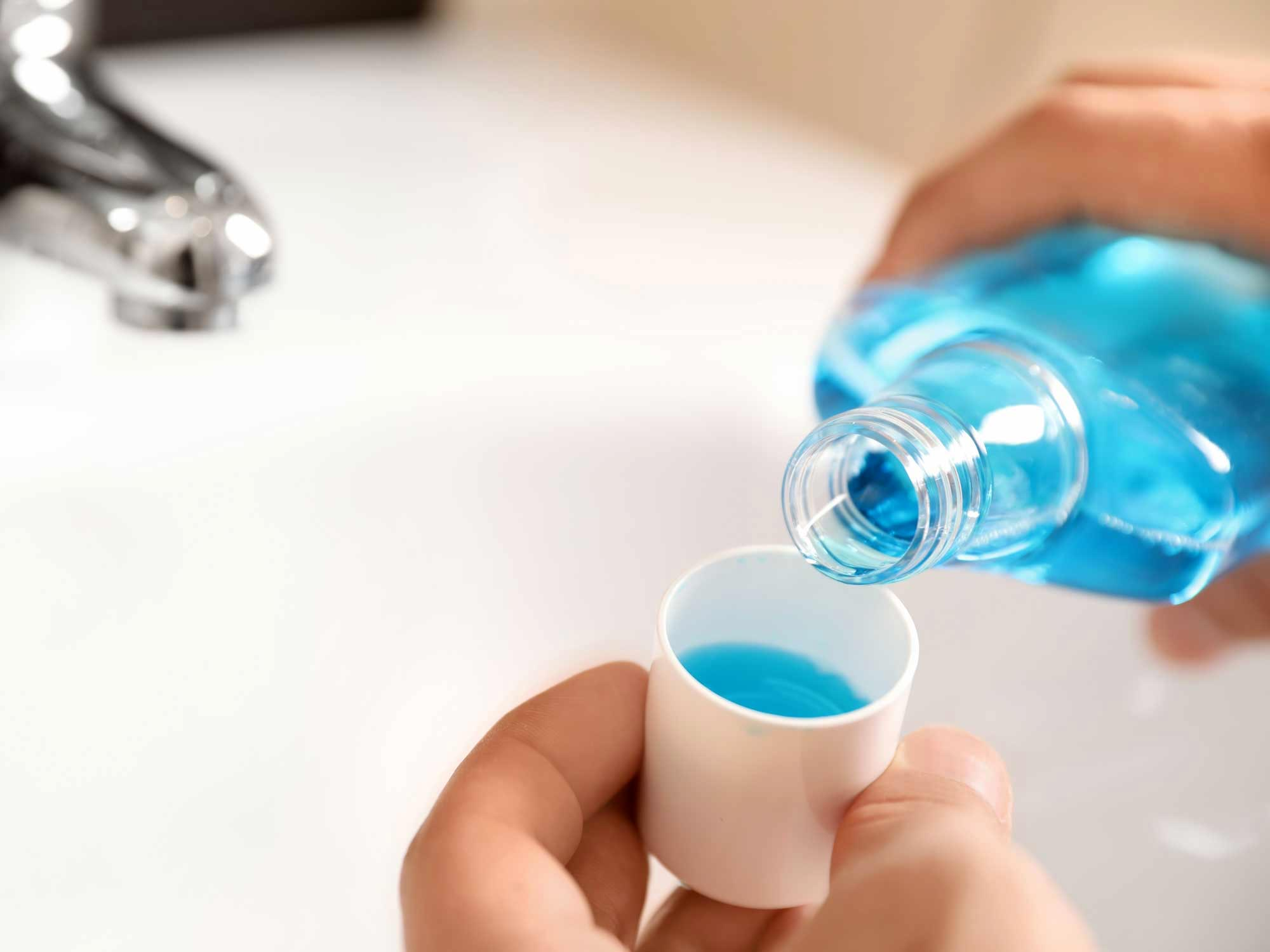 Mouthwash May Inactivate Human Coronaviruses, Help Reduce Spread of COVID-19