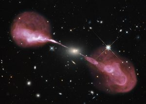 Multi-Wavelength View of Radio Galaxy Hercules A