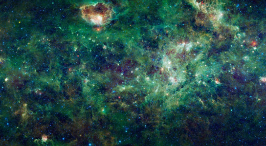 Mysteries of Interstellar Space Revealed