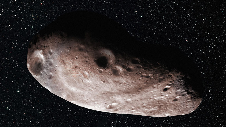 Mystery Surrounds Kuiper Belt Object 2014 MU69