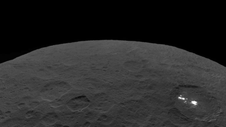 NASA's Dawn Mission to Asteroid Belt Comes to End