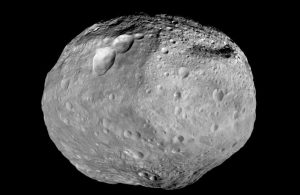 NASA's Dawn Spacecraft View of Giant Asteroid Vesta