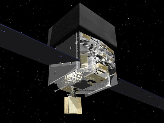 NASA's Fermi satellite