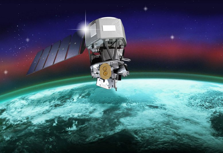 NASA's ICON to Explore Boundary Between Earth and Space