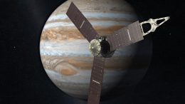 NASA's Juno Spacecraft Burns for Jupiter